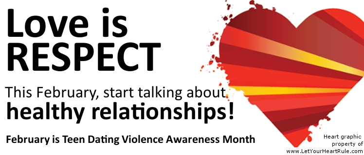 Dating violence intervention and prevention for teenagers